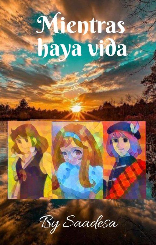 ♡Terry Girls♡ 《MIENTRAS HAYA VIDA parte1》♡♡♡♡♡♡♡ Newpro24