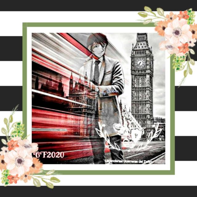 LEGENDARIAS GUERRERAS DEL ZAFIRO ☆Entrega de firma☆ ♡TERRY EN LONDRES ♡ Photo_13