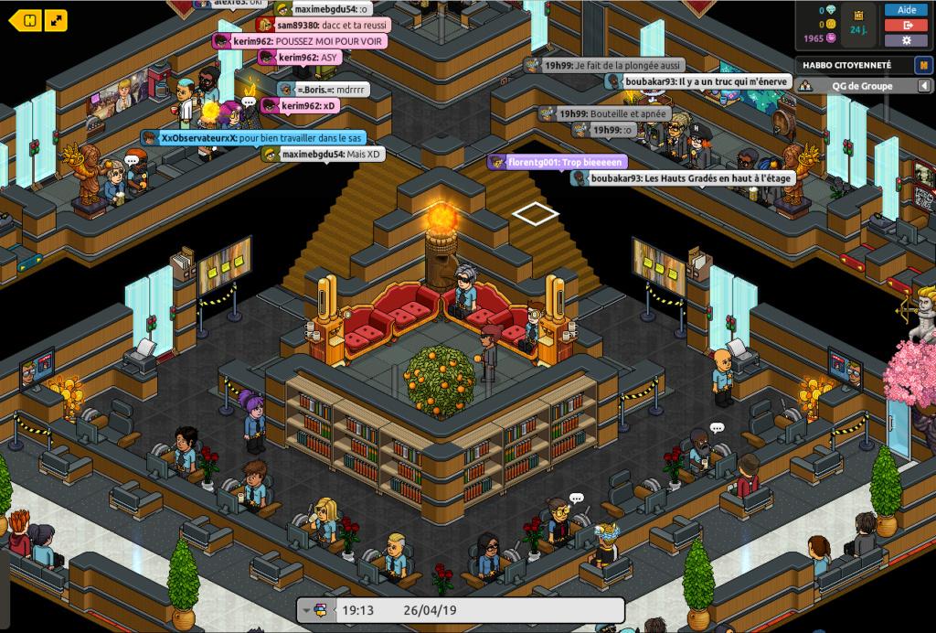 [P.N] Rapports d'activités de BanaGirl Screen42