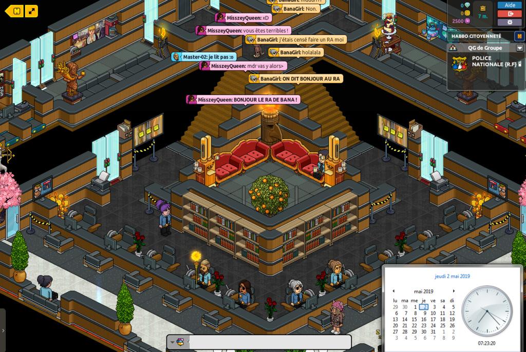 [P.N] Rapports d'activités de BanaGirl Screen60