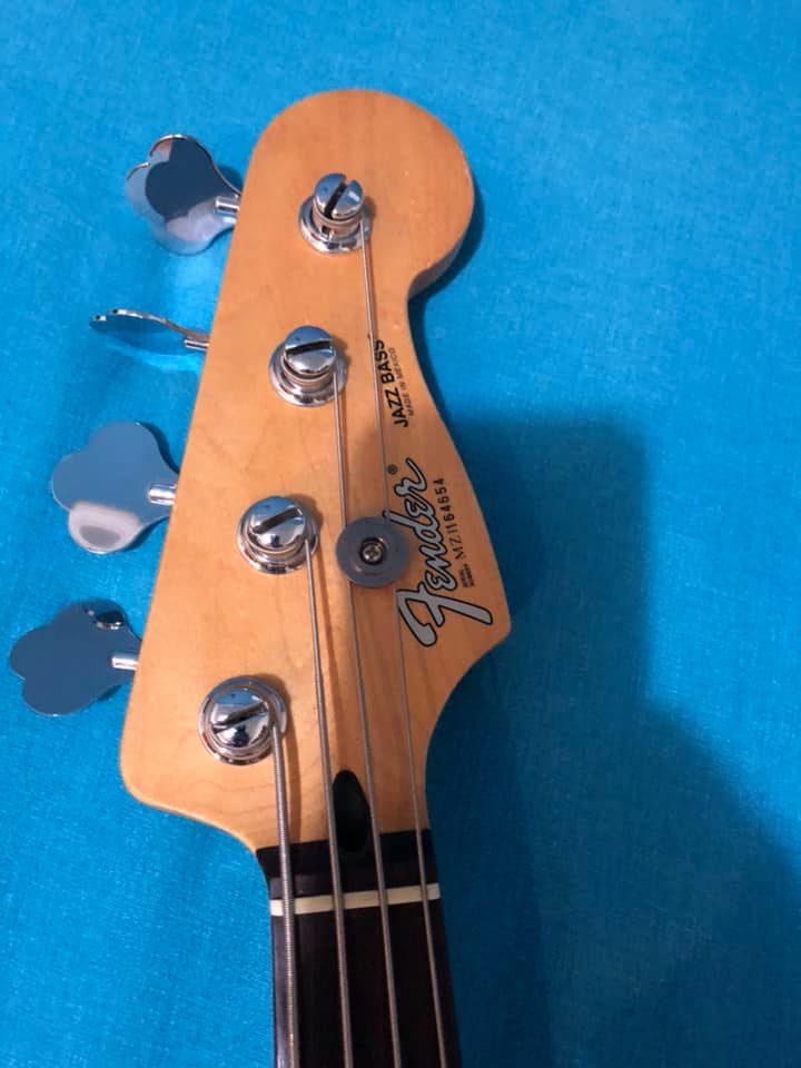 Fender JB MIM Jb12