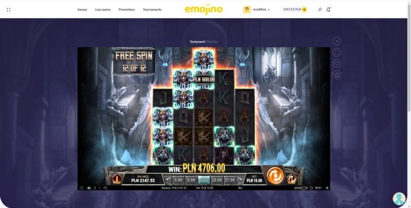 Screenshoty naszych wygranych (minimum 200zł - 50 euro) - kasyno - Page 10 Casino11