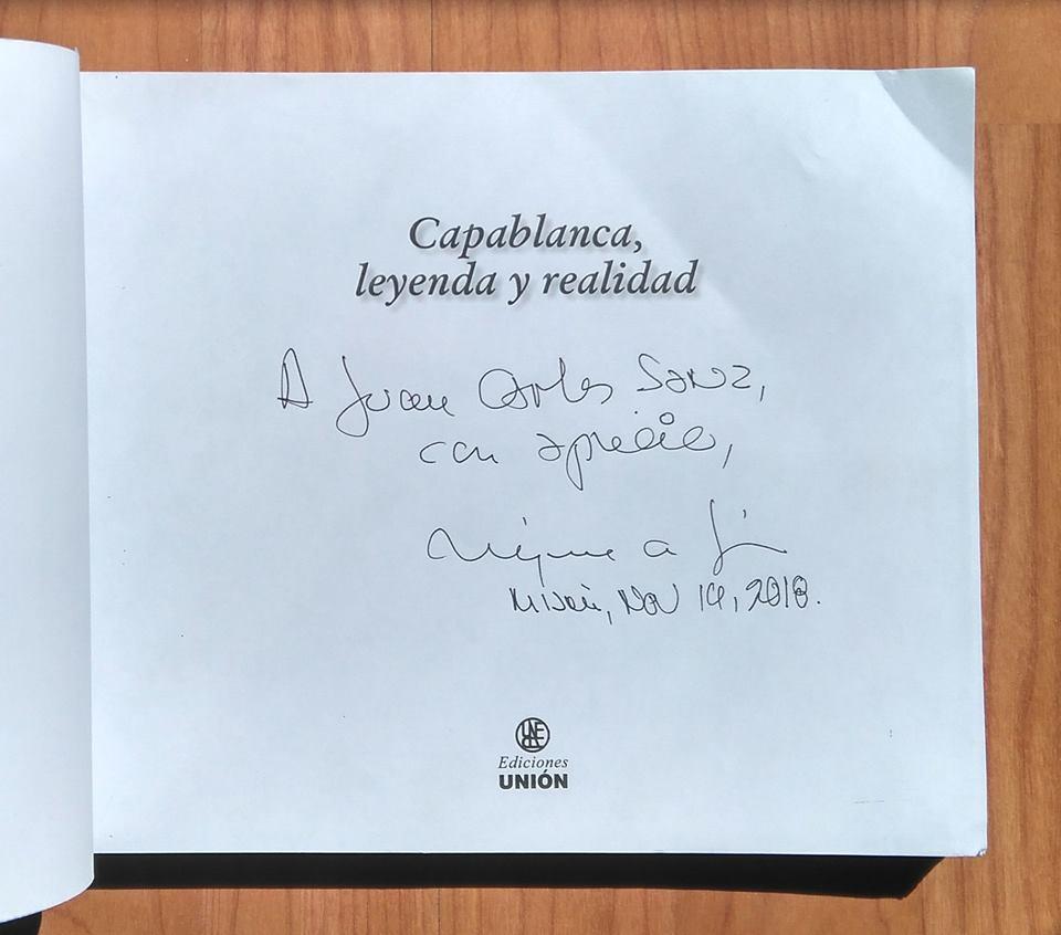Capablanca, Leyenda y realidad - Miguel Ángel Sánchez 54386910