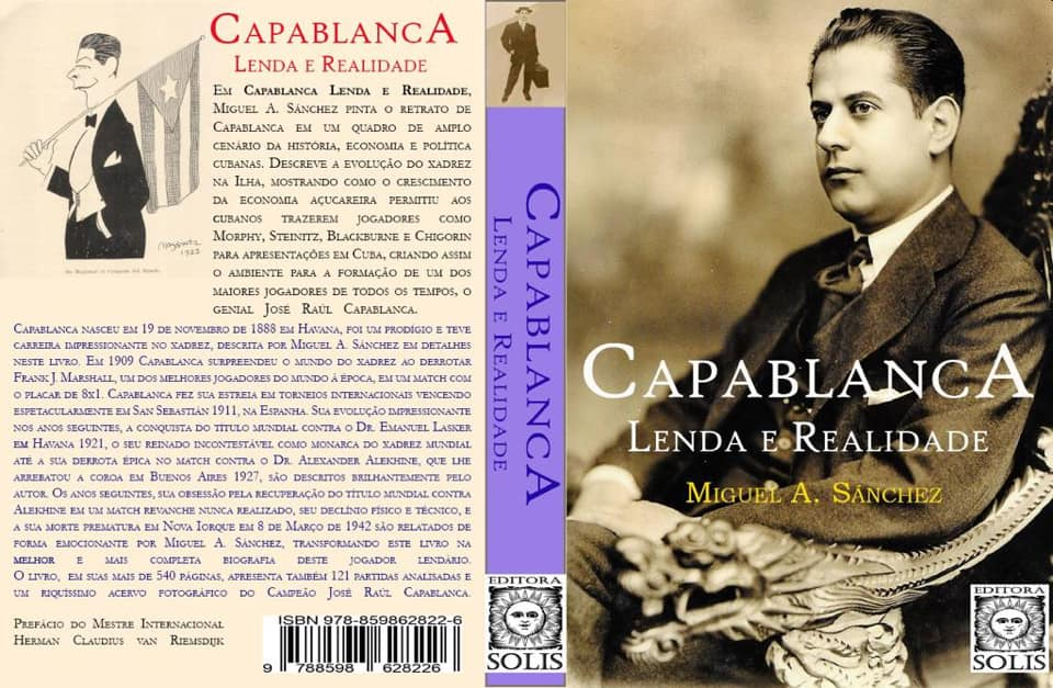 Capablanca, Lenda e realidade - Miguel Ángel Sánchez 58442910