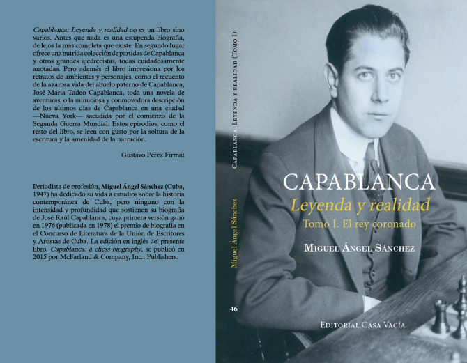 Capablanca, Leyenda y realidad - Miguel Ángel Sánchez Screen12