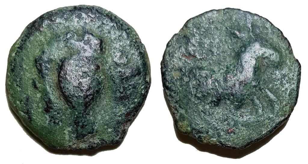Posiblemente moneda griega Grecia10