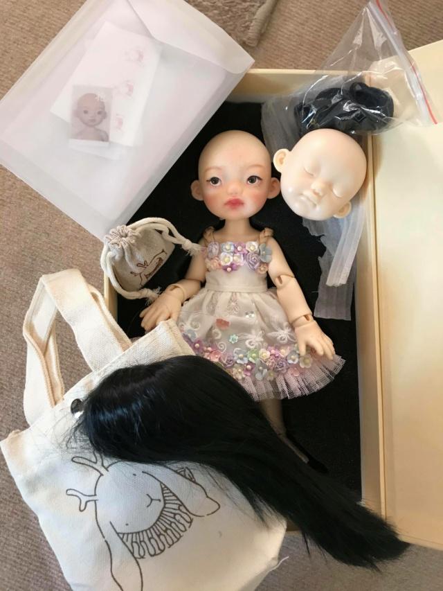 [V] Doll Chateau Iplehouse plusieurs poupées d'artiste etc. 18020210