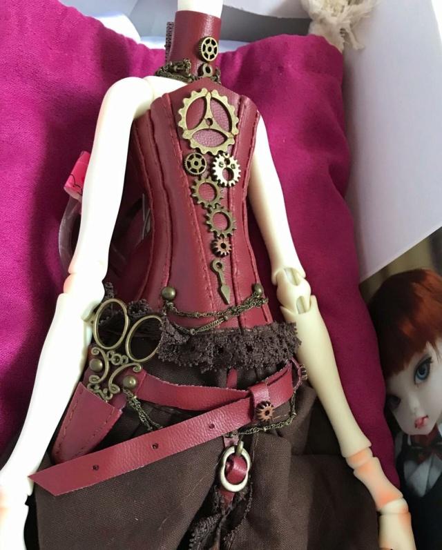 [V] Doll Chateau Iplehouse plusieurs poupées d'artiste etc. 23010410