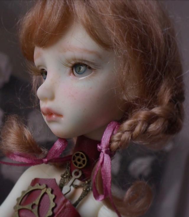 [V] Doll Chateau Iplehouse plusieurs poupées d'artiste etc. 23604510