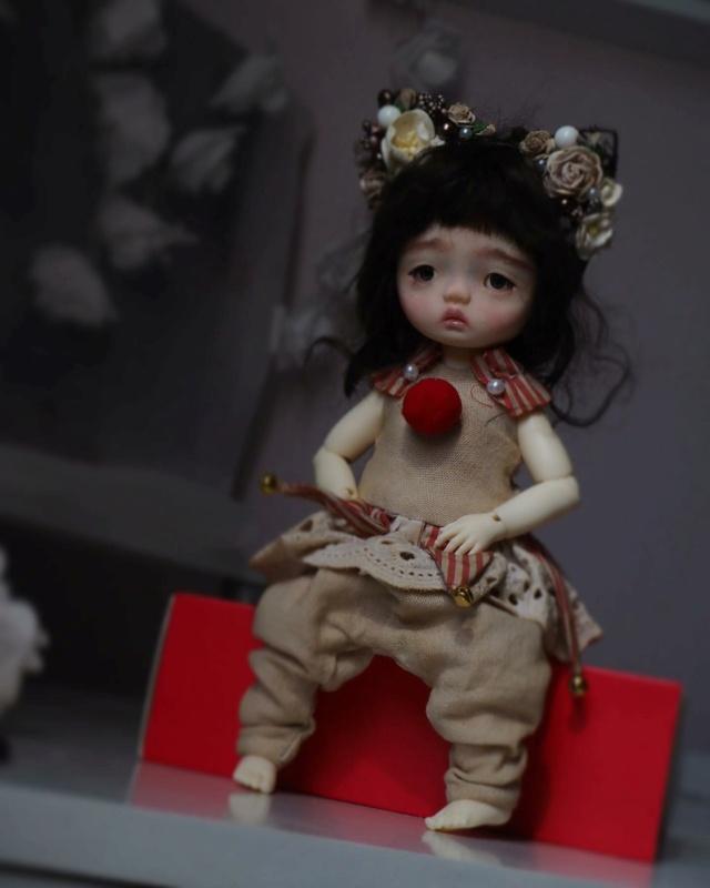[V] Doll Chateau Iplehouse plusieurs poupées d'artiste etc. 23617610