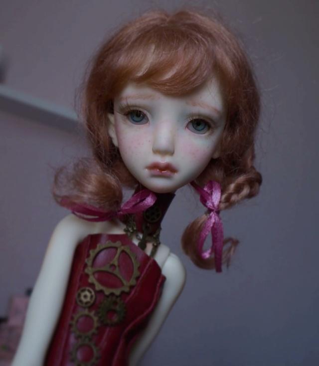 [V] Doll Chateau Iplehouse plusieurs poupées d'artiste etc. 23650710