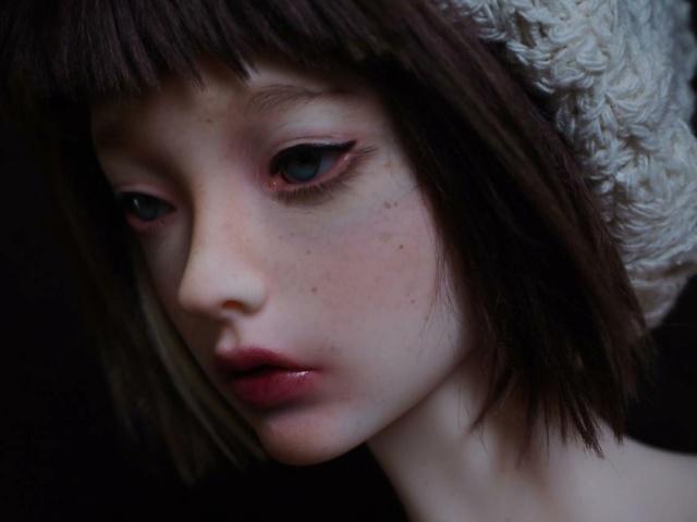 [V] Doll Chateau Iplehouse plusieurs poupées d'artiste etc. 24252110