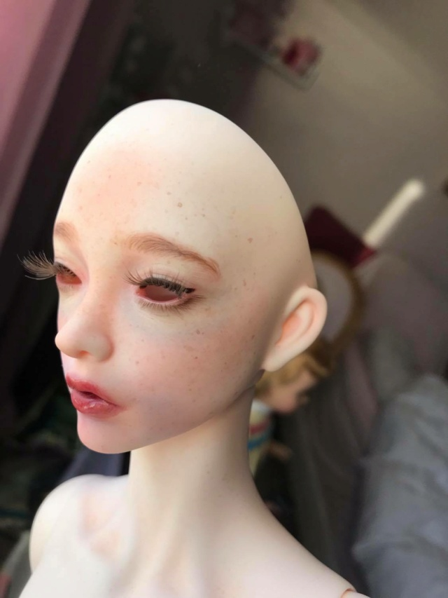 [V] Doll Chateau Iplehouse plusieurs poupées d'artiste etc. 24258510