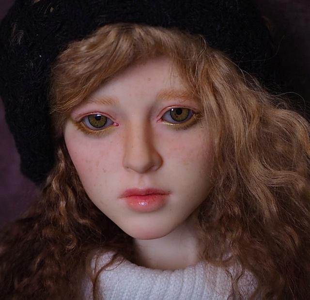 [V] Doll Chateau Iplehouse plusieurs poupées d'artiste etc. 24365910