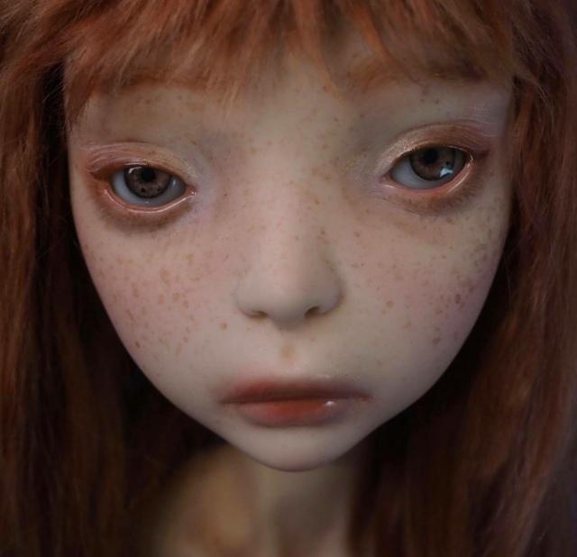 [V] Doll Chateau Iplehouse plusieurs poupées d'artiste etc. 24524210