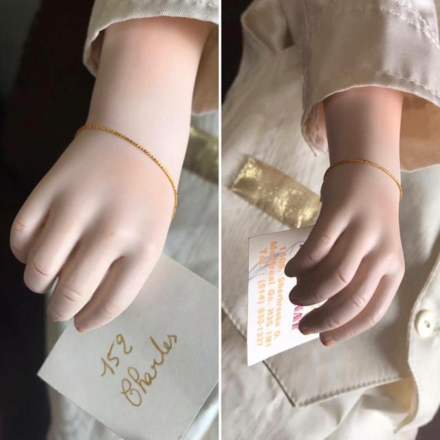 V: nombreuses poupées modernes en porcelaine - uniques Charle10