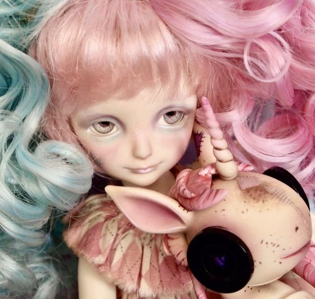 [V] Napidoll iMda Dollzone Fairyland Unoa ETC D2698a10