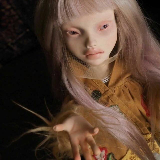 [V] Doll Chateau Iplehouse plusieurs poupées d'artiste etc. Zoya10
