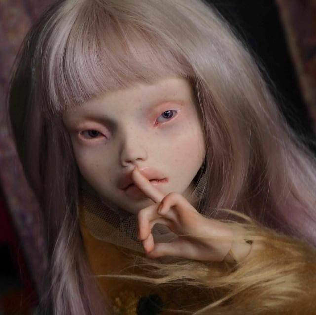 [V] Doll Chateau Iplehouse plusieurs poupées d'artiste etc. Zoya310