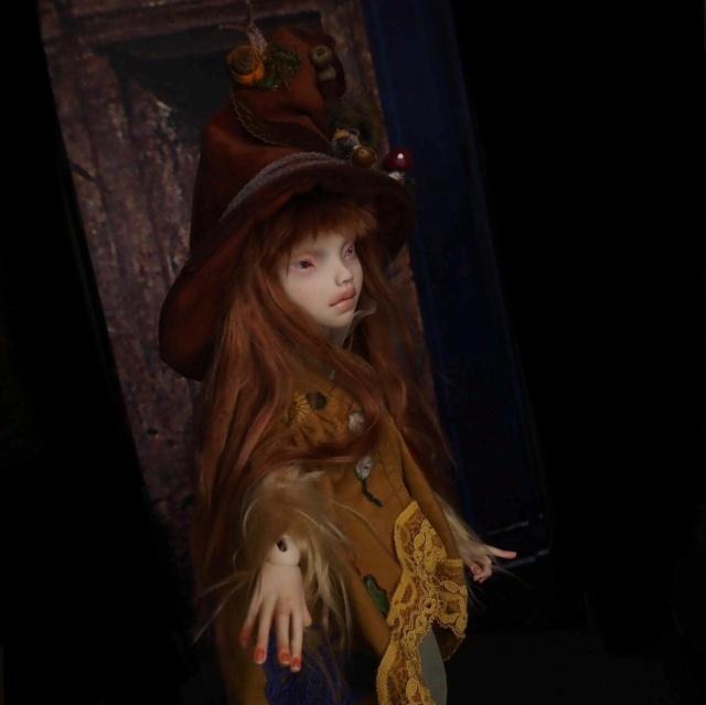 [V] Doll Chateau Iplehouse plusieurs poupées d'artiste etc. Zoya410