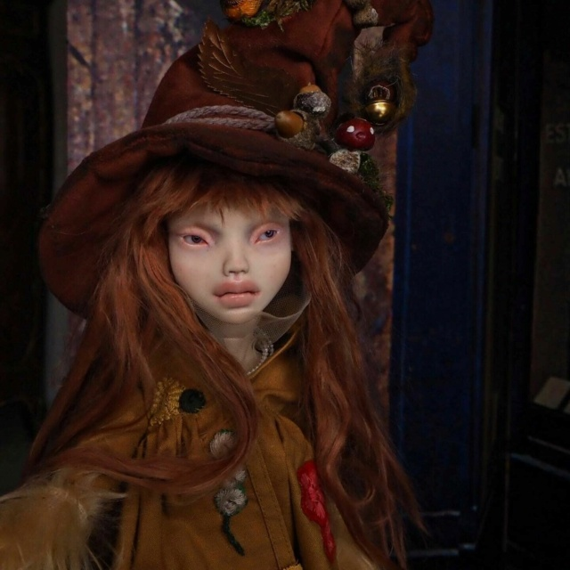 [V] Doll Chateau Iplehouse plusieurs poupées d'artiste etc. Zoya510