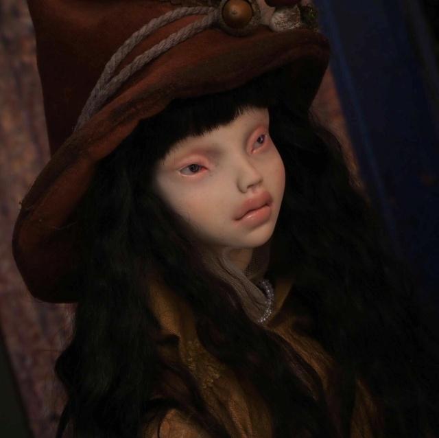 [V] Doll Chateau Iplehouse plusieurs poupées d'artiste etc. Zoya610
