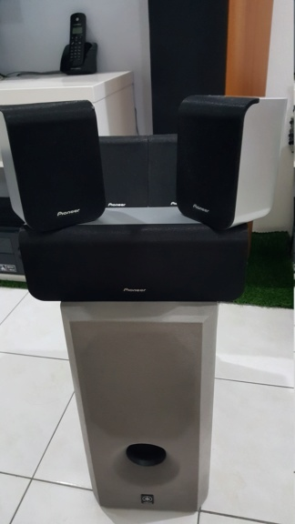 Home theater 5.1 package 20190816