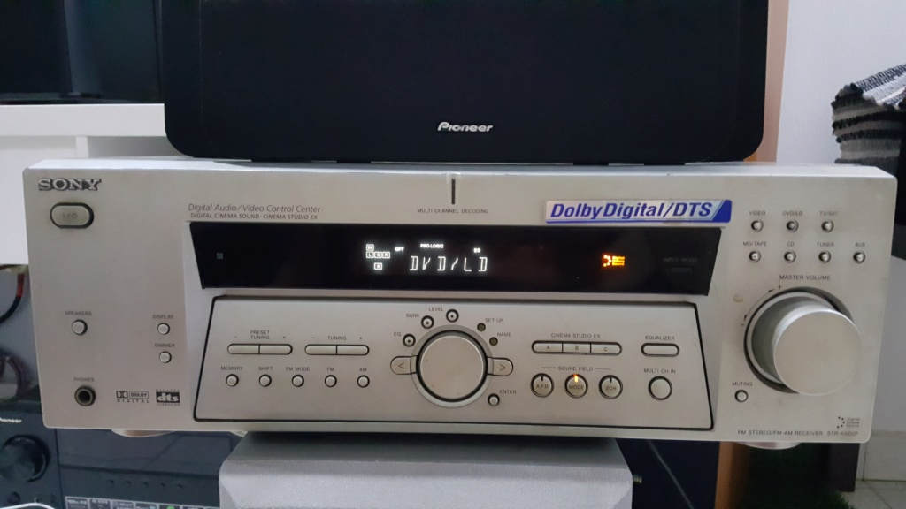 Home theater 5.1 package 20190817