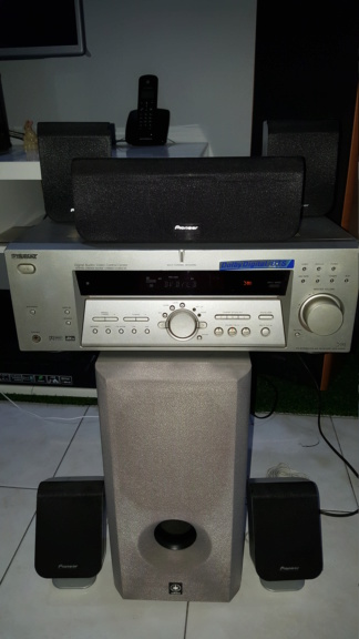 Home theater 5.1 package 20190818