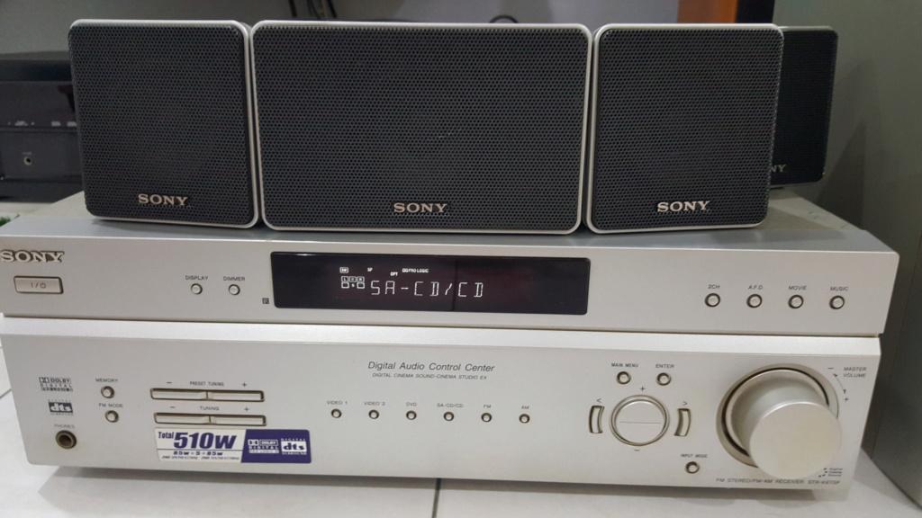 Sony 5.1 home cinema sound system. (SOLD) 20201011