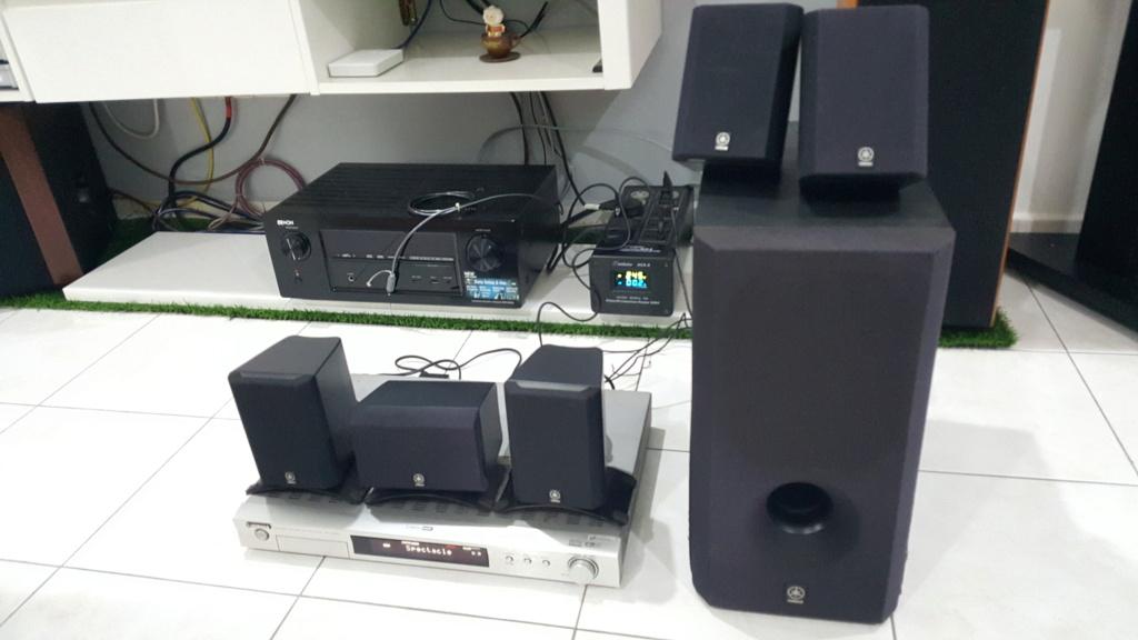 Yamaha 5.1 home cinema sound system (Sold) 20201013