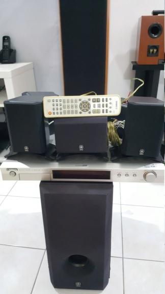Yamaha 5.1 home cinema sound system (Sold) 20201014