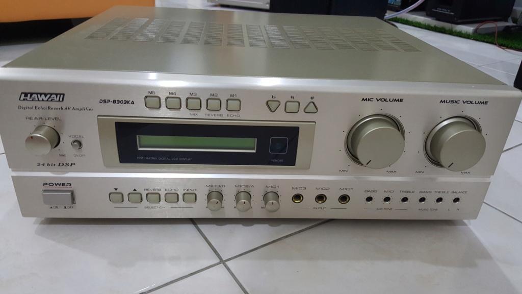 High Quality Professional Karaoke Amp.  20201021