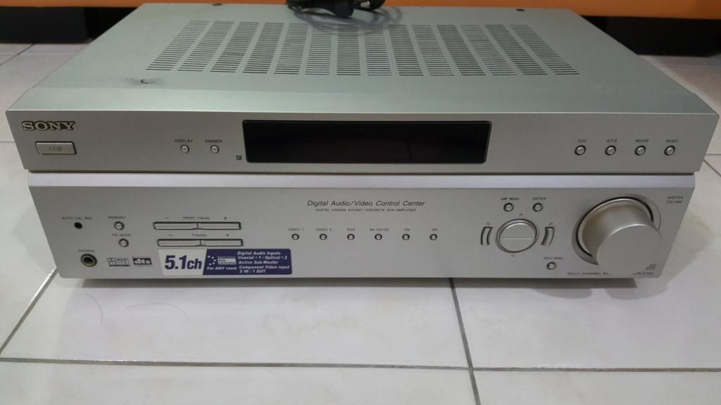 Sony 5.1 Avr amp. (SOLD) 20201114
