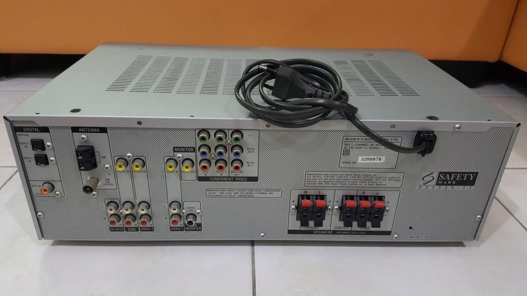Sony 5.1 Avr amp. 20201115