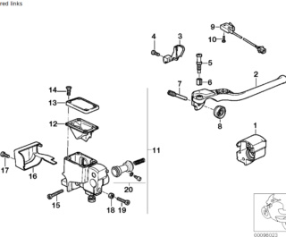 WTB. BMW calls it housing part # 32722310750 the part the throttle cable rides in. One11