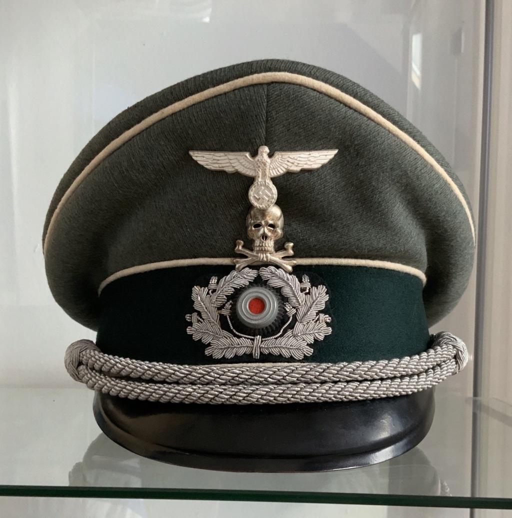 Recherche d'informations sur une casquette Wehrmacht    445b6d10