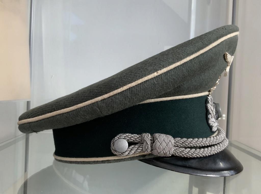 Recherche d'informations sur une casquette Wehrmacht    7ab3e310