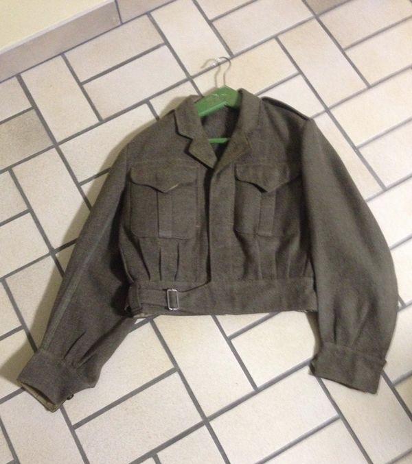 Identification Battle dress  D1e02310
