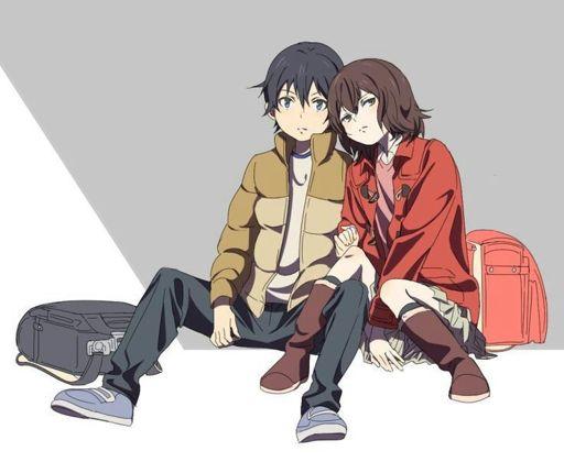 My Valentine Academia Couple10