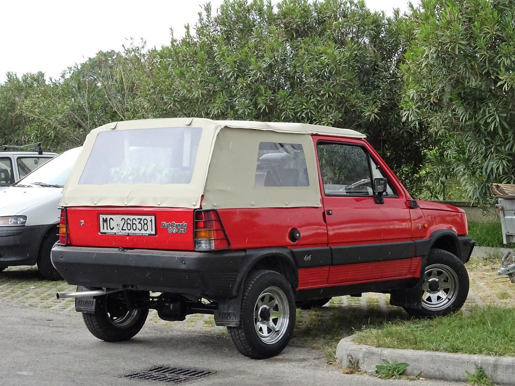 "FIAT Panda ""Moretti Rock"" 07929710"