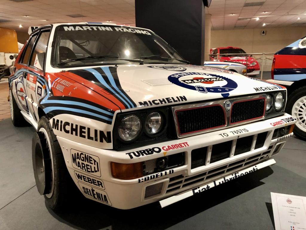 Oggi , 11/02/2020, visita al Museo Dell' Automobile Del Principato Di Monaco Montecarlo.  0d537610