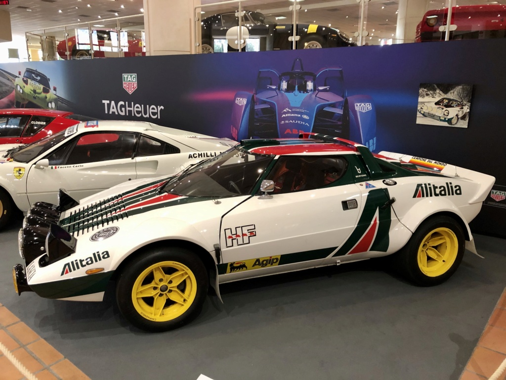 Oggi , 11/02/2020, visita al Museo Dell' Automobile Del Principato Di Monaco Montecarlo.  2b83e410