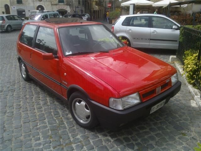 FIAT Uno Turbo I.E. «TORINO» Realizzata Da Giannini.  31049f10