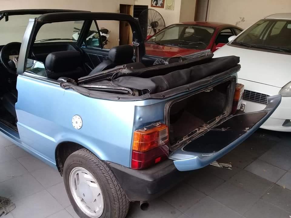 FIAT Uno Cabrio ( modello tedesco)  32a0d210