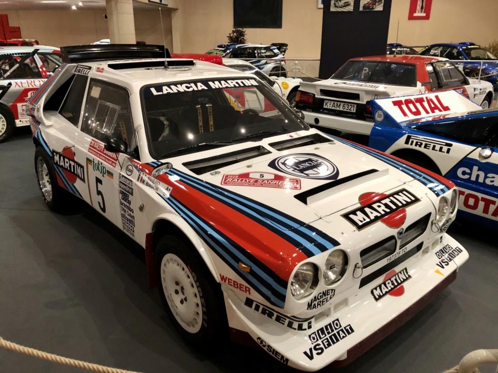 Oggi , 11/02/2020, visita al Museo Dell' Automobile Del Principato Di Monaco Montecarlo.  32ba3710