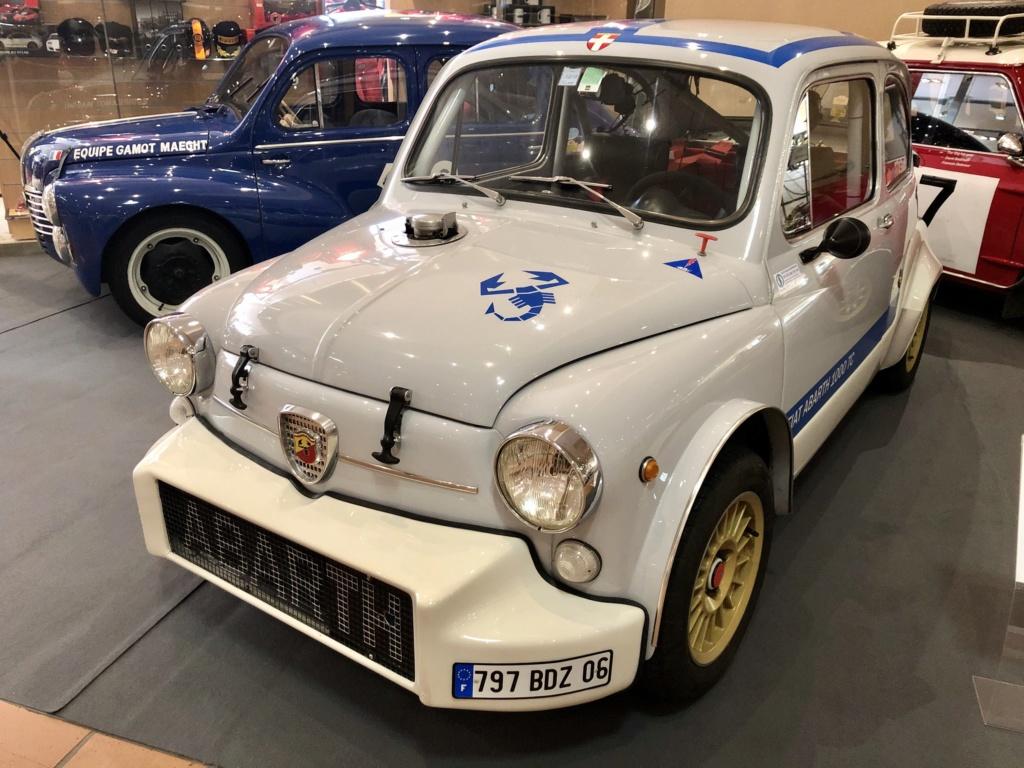 Oggi , 11/02/2020, visita al Museo Dell' Automobile Del Principato Di Monaco Montecarlo.  3e647410