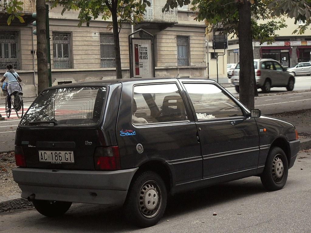 FIAT Uno Cabrio ( modello tedesco)  4d959c10