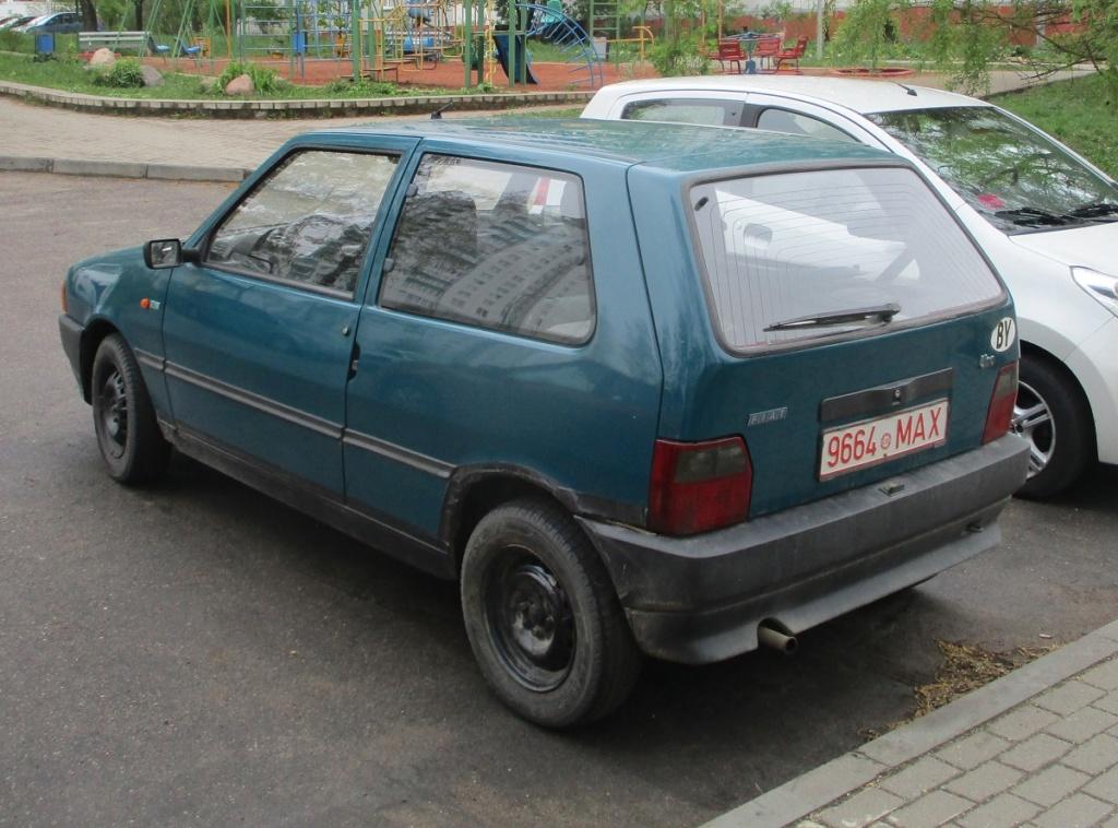 Vecchie FIAT nell'Est Europa.  512fdc10