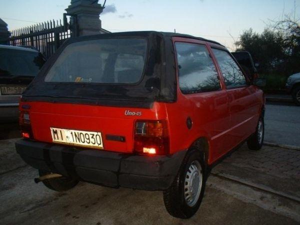 FIAT Uno Cabrio ( modello tedesco)  51700810
